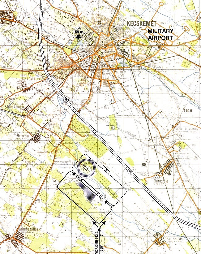 Images and Places Pictures and Info budapest map airport